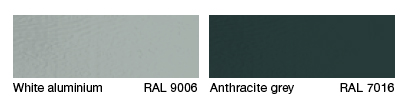 standard sectional colours